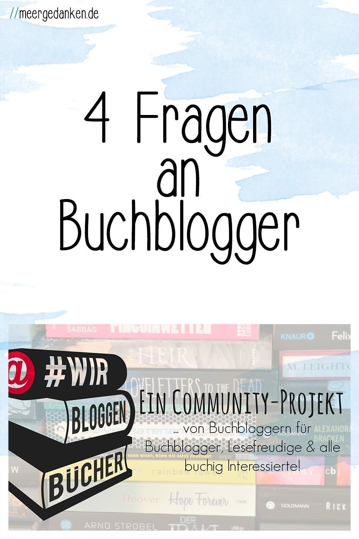 #wirbloggenbücher - eine Aktion von Buchbloggern für alle Bücher begeisterten.