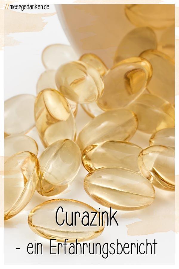 Curazink, laut Hersteller das Lieblingszink des Körpers. Aber wer kann davon überhaupt profitieren?
