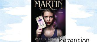 Band 3 der Wild Cards-Reihe: Der höchste Einsatz. Macht Spaß zu lesen und lässt vor allem auf weitere Teile hoffen.