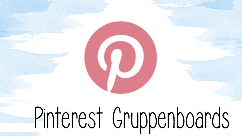 Eine Übersicht über deutschsprachige Pinterest Gruppenboards zu vielen Themen.