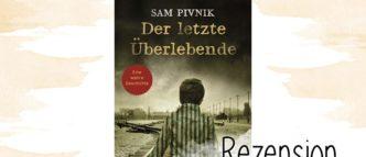 Diese Biografie von Sam Pivnik ist wahrlich keine Unterhaltungslektüre aber ein äußerst wichtiges Buch, das den Schrecken des Dritten Reiches an einem Einzelschicksal greifbar macht.