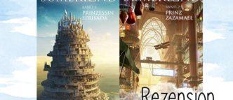 Sumerland von Jojannes Ulbricht ist ein wirrer Fantasy-Roman, der leider nicht überzeugen kann und einen trotzdem packt.