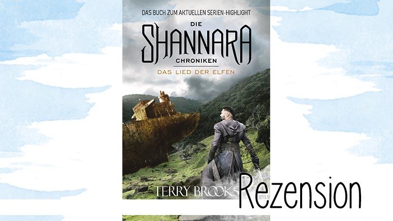 Das Lied der Elfen ist der, auch als Einzeltitel lesbare, dritte Teil der Shannara Chroniken von Terry Brooks.