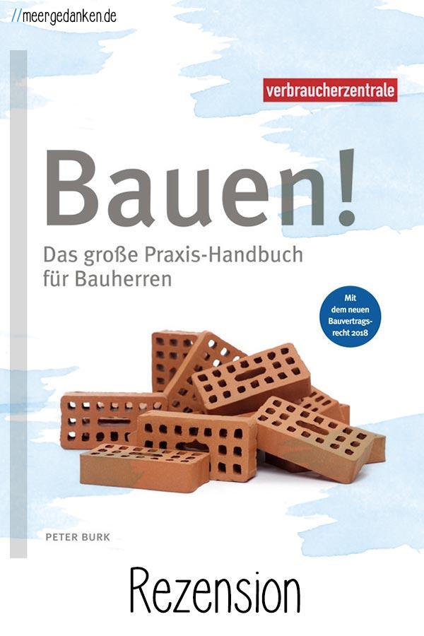 Ein sehr informatives Standardwerk rund um das Thema Hausbau. Wer bauen will, ist mit diesem Buch der Verbraucherzentrale sehr gut beraten.
