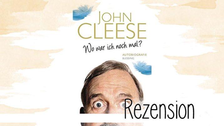 """John Cleese beschreibt in """"Wo war ich noch mal?"""" den langen Weg von seiner Geburt bis zur Geburt von Monty Phyton. Ein interessanter und lesenswerter Einblick in das Leben einer besonderen Persönlichkeit."""