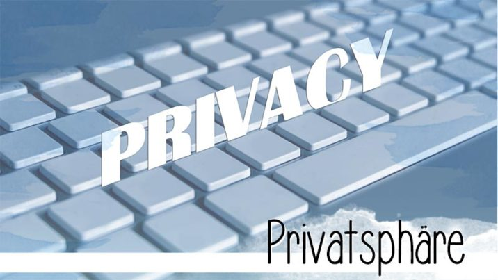 Wie viel Privatsphäre kann und sollte man sich auch als BloggerIn bewahren? Ist es gut, wenn man alles von sich offenbart?