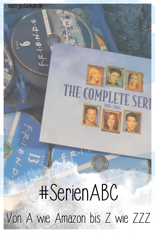 Das #SerienABC von Smalltownadventure bietet mehr Fakten über das eigene Serienverhalten, als jemals jemand wissen möchte.