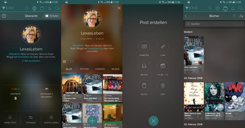 Vero - True Social ist der neueste App-Trend und will Instagram, Facebook und Co. Konkurrenz machen. Doch was kann die App und wie können vor allem Buch- und Filmblogger sie für sich nutzen?