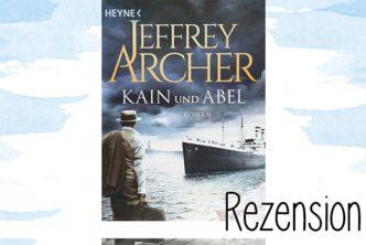 Kain und Abel von Jeffrey Archer ist Band 1 einer Familiensaga, die 1906 ihren Anfang nimmt. Ein beeindruckendes Buch, das Lust auf mehr macht.