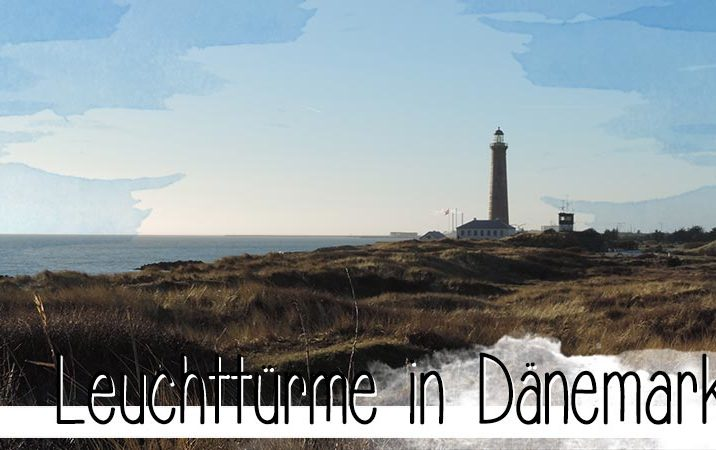 In Dänemark gibt es viele Leuchttürme (Fyr genannt) und auf einige von ihnen darf man rauf. Wenn es geht, dann ist die spektakuläre Aussicht den Aufstieg wert.
