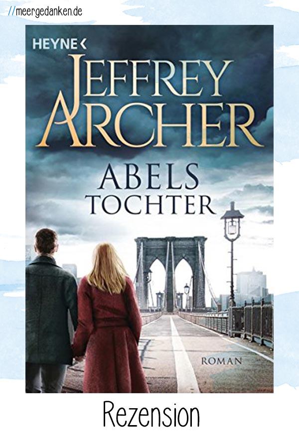 Abels Tochter von Jeffrey Archer ist der zweite Band der Trilogie rund um Kain und Abel. Ausnahmsweise kann hier auch der mittlere Teil voll überzeugen und wäre sogar als Einzelband das Lesen mehr als wert.