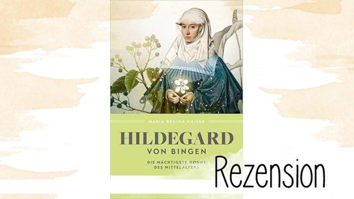Mit dieser Romanbiografie von Hildegard von Bingen liefert Maria Regina Kaiser ein lebendiges Bild des Lebens und Werkes der mächtigsten Nonne des Mittelalters.