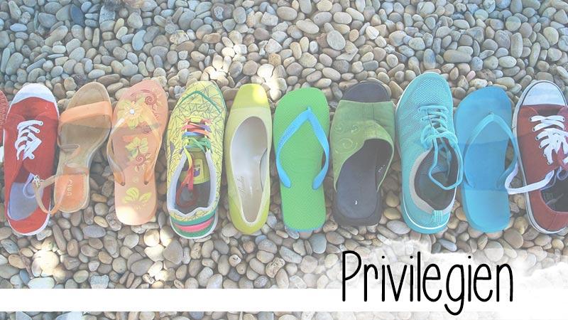 Weßt du, welche Privilegien du besitzt? Hast du dir darüber schon einmal Gedanken gemacht? Wenn nicht, solltest du es dringend tun. Denn viele von uns sind privilegierter, als sie denken.