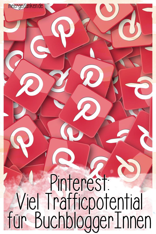 Pinterest bietet enorm viel Trafficpotential für Buchblogs. Leider scheint dies bei vielen BuchbloggerInnen noch nicht angekommen zu sein.