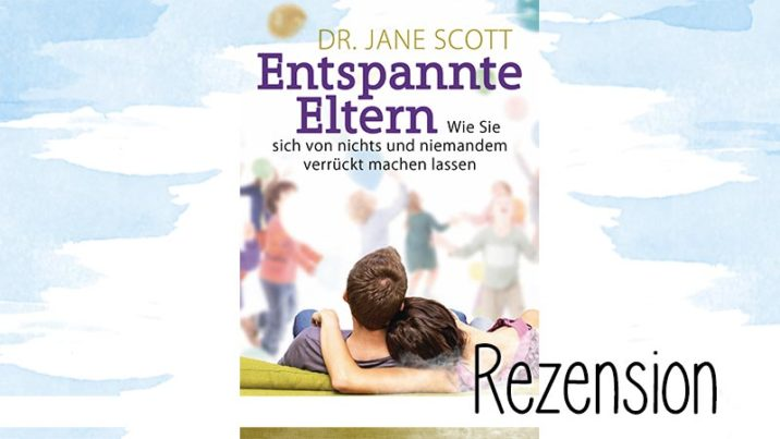 Entspannte Eltern von Dr. Jane Scott ist ein wunderbarer Ratgeber, der Eltern genau das zurückgibt, was sie brauchen: Etwas Entspannung, damit die ganze Familie glücklicher ist.