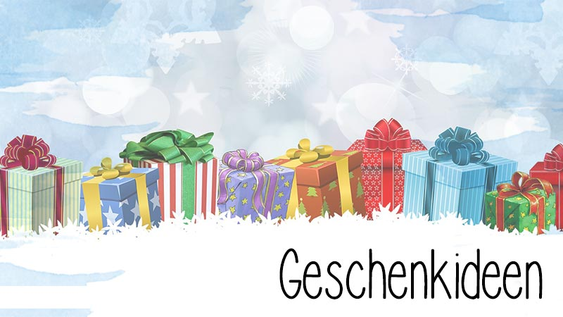 Geschenkideen für Weihnachten kann man nie genug haben. Finde ich zumindest. Deswegen hier eine Liste an Geschenken für Menschen, die schon alles haben und sich nichts wünschen.