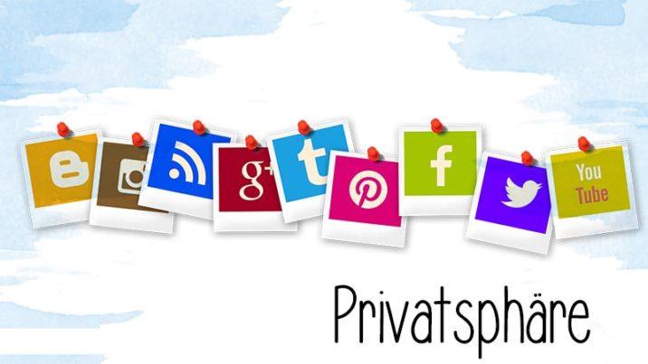 Die eigene Privatsphäre in Social Media kann man schützen. Es ist einfach. Wichtiger ist dabei fast noch: Die Privatsphäre von anderen MUSS man schützen.
