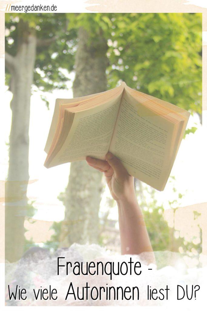 2018 lag meine persönliche Buch-Frauenquote bei 81%. Ich las demnach mehr Autorinnen als Autoren. Warum das interessant ist? Lies selbst.
