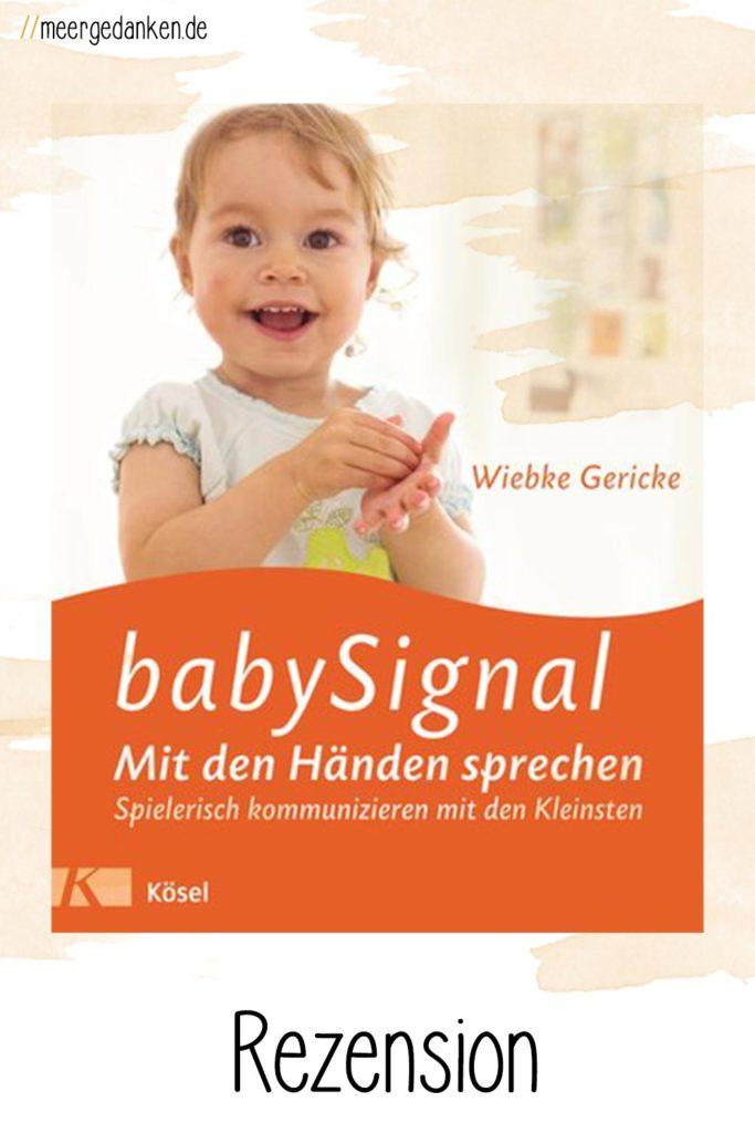 babySignal sind Gebärden für und mit Babys. Miteinander reden, bevor das Kind reden kann. Spannend. Und dieses Buch bietet einen tollen Einsteig der neugierig auf mehr macht.