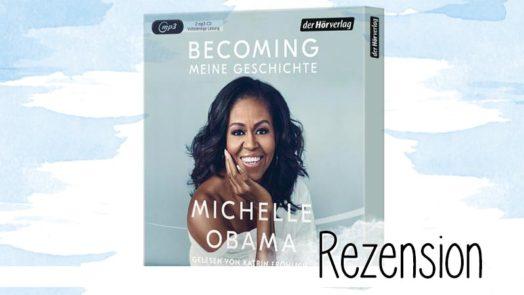 Die Biografie von Michelle Obama ist einfach gut. Interessant und dank Katrin Fröhlich als Sprecherin sehr angenehm zu hören.