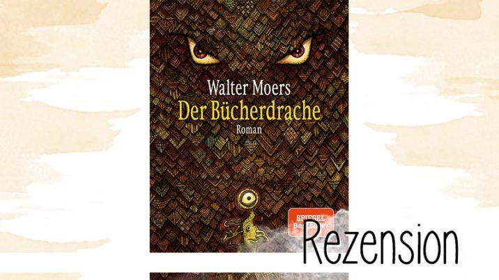 """""""Der Bücherdrache"""" von Walter Moers lässt erahnen, wie sehr einen Zamonien in seinen Bann ziehen kann. Leider bleibt es nur bei dieser Ahnung."""