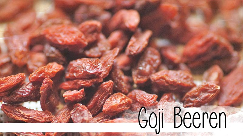 Goji Beeren gelten als DAS Superfood. Doch wie gesund sind sie wirklich?