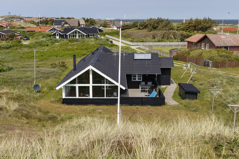 Ferienhaus an der Nordseeküste Dänemarks