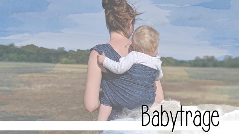 Dein Baby ab Geburt zu tragen ist eine wunderbare Möglichkeit seine und deine Bedürfnisse in Einklang zu bringen. Hier findest du ein kleines 1x1 zu Babytragen ab der Geburt.