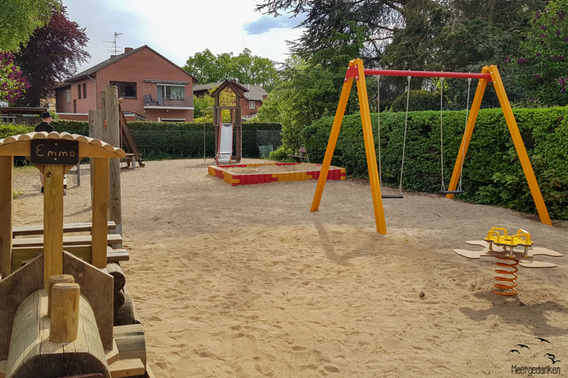 Spielplatz Achtern Höven in Bad Schwartau