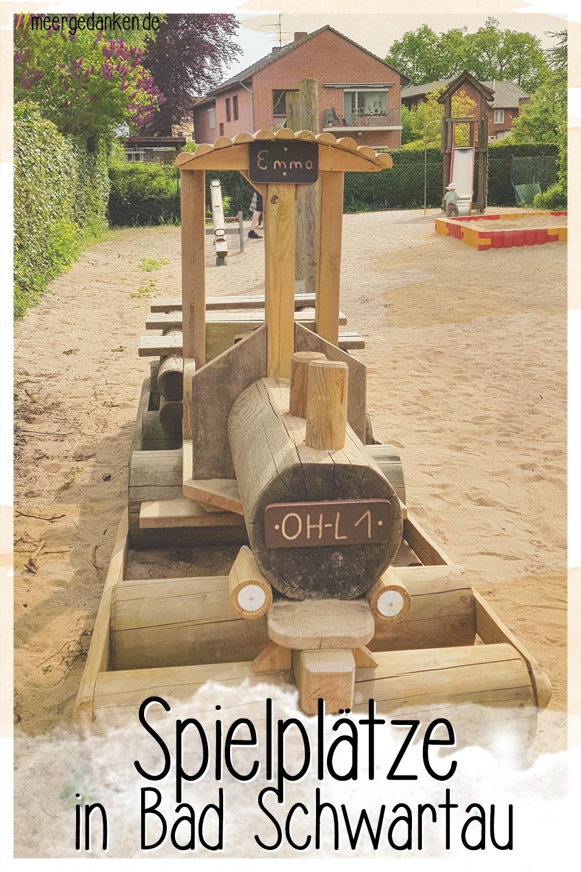 Eine Übersicht über alle 20 Spielplätze in Bad Schwartau. Persönlich besucht und ausgiebig getestet.