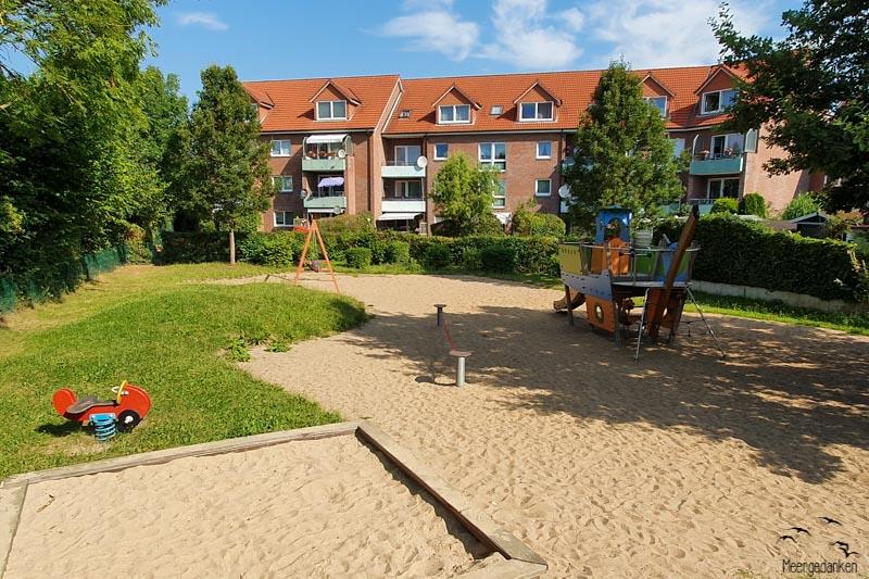 Spielplatz Kornrade