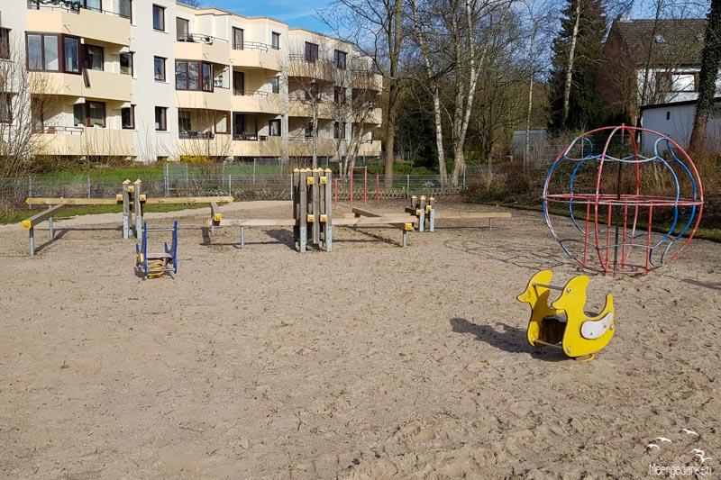Spielplatz Mühlenstraße in Bad Schwartau