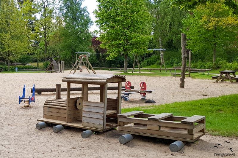 Spielplatz im Moorwischpark in Bad Schwartau