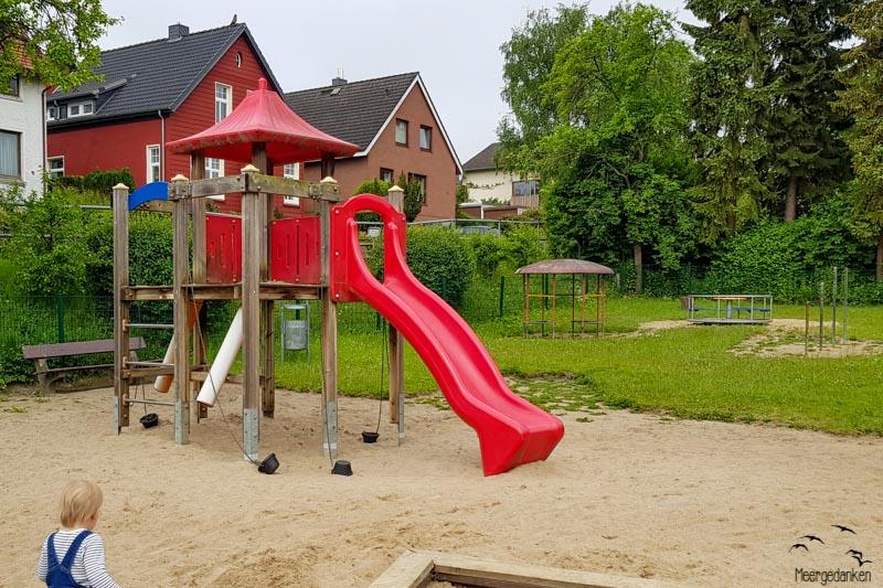 Spielplatz Töpferberg in Bad Schwartau