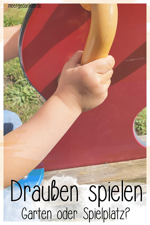 Wer Glück hat, hat die Wahl, ob er im Garten spielt oder auf den Spielplatz geht. Und wenn man dann auch noch tolle Spielgeräte, wie beispielsweise von Wickey, nutzen kann, ist das Glück perfekt.