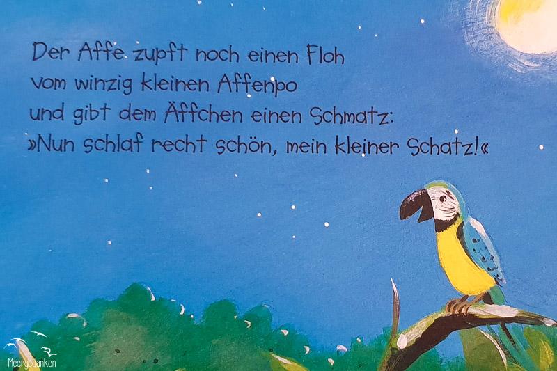 """Pappbilderbuch """"Wie kleine Tiere schlafen gehen"""" ... schöne, leichte Reime zum Einschlafen"""