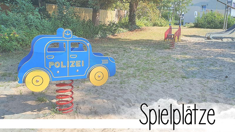 Eine Übersicht über alle Spielplätze in Stockelsdorf. Von uns persönlich bespielt, bewertet und fotografert.