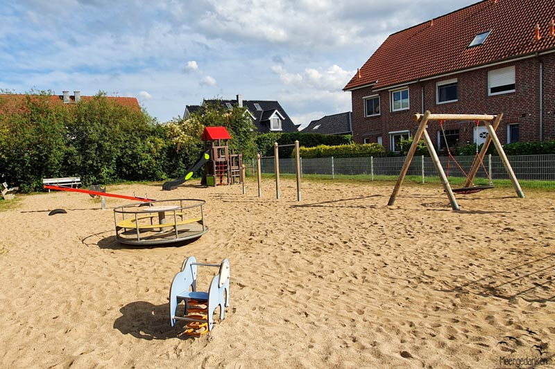 Spielplatz Stockelsdorf Elli Wigger Weg