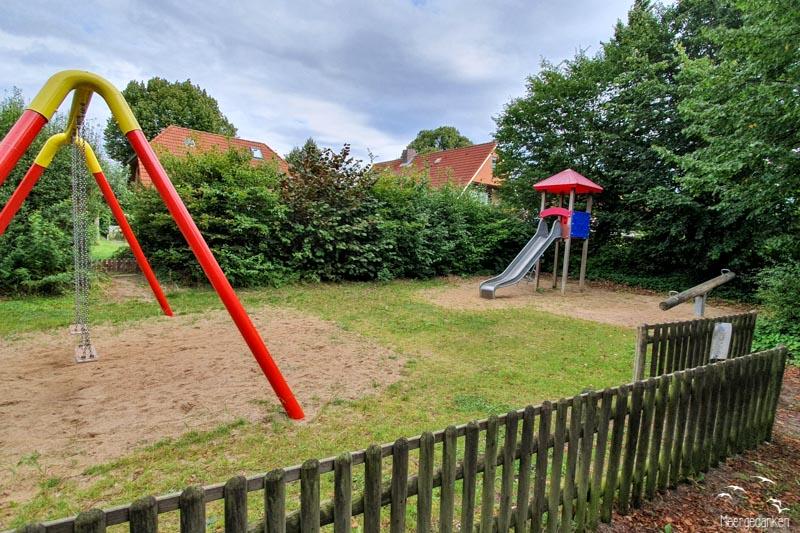 Spielplatz Stockelsdorf Rotdornweg