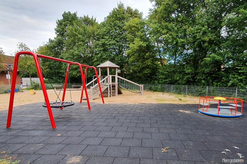 Spielplatz Stockelsdorf Wasserwerk