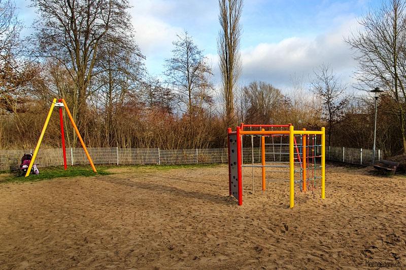 Spielplatz Stockelsdorf an de wisch
