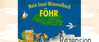 Das Insel-Wimmelbuch Föhr aus dem Willegoos Verlag nimmt einen mit auf die Insel in der Nordsee. Detailgetreu und liebevoll kann man mit diesem Buch die Insel erkunden.