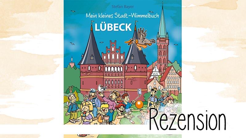 Das Stadt-Wimmelbuch-Lübeck aus dem Willegoos Verlag ist ein Schatz für jeden, der Lübeck mag. Gestochen scharfe Zeichnungen von Stefan Bayer bieten stundenlangen Suchspaß.