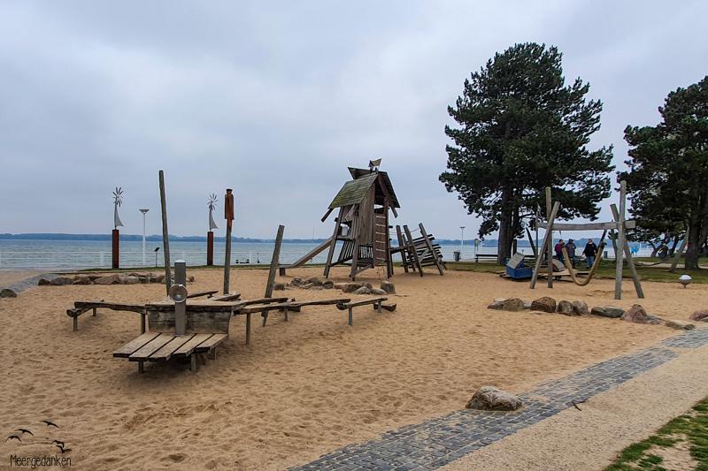 Spielplatz Travemünde Mövenstein