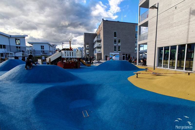Spielplatz Travemünde Priwallpromenade