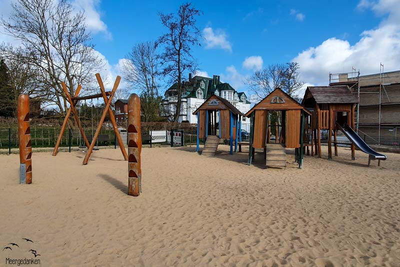 Spielplatz Haffkrug Haffwiesenpark