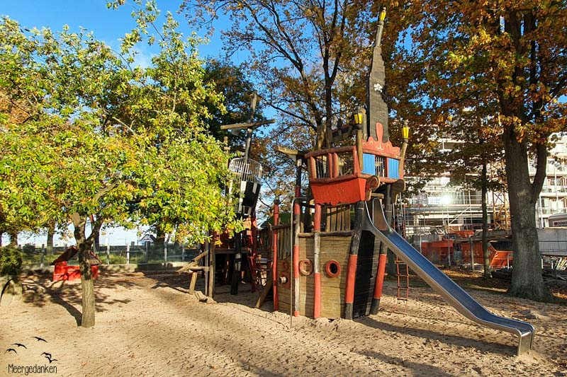 Spielplatz Scharbeutz Kurpark