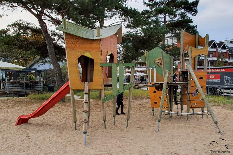 Spielplatz Scharbeutz Strandallee
