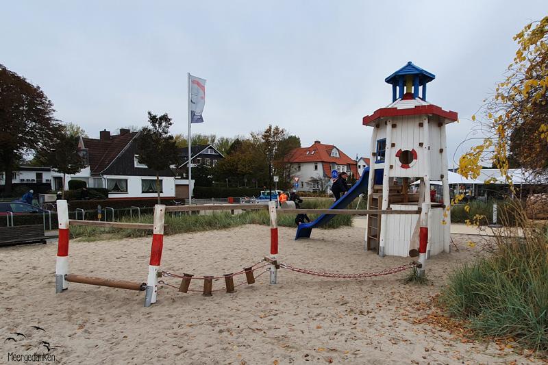Spielplatz Scharbeutz Stranddüne