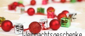 Weihnachtsgeschenke sind sowieso etwas schönes, aber während einer Pandemie verdreifacht sich ihr Wert. Deswegen: Dieses Jahr unbedingt schenken.